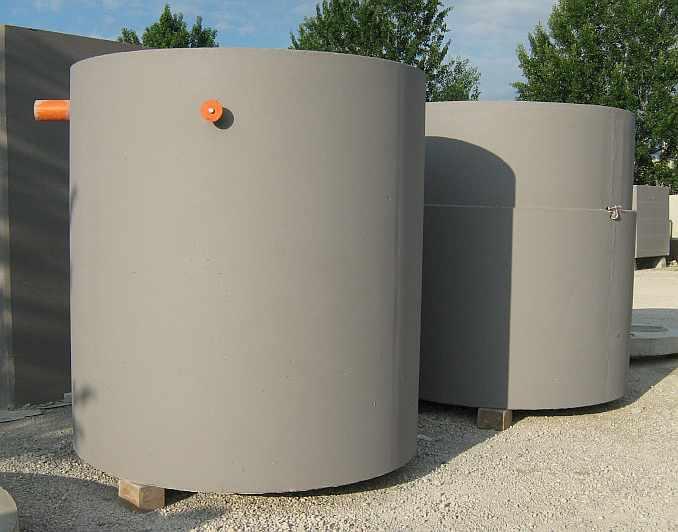 Cisterne In Cemento Cisterna Acqua In Cemento Ms Sinigaglia